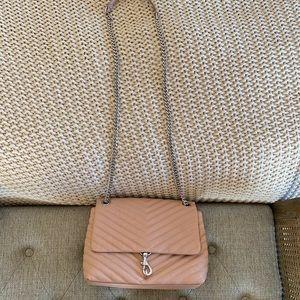 Rebecca minkoff Edie bag - blush